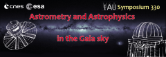 Astrometry and Astrophysics in the Gaia sky